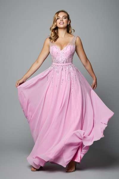 Prom Dress by Romantica